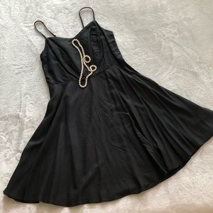 NWOT STRAPLESS SUMMER SWING DRESS